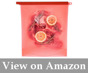 reusable silicone bags for meat