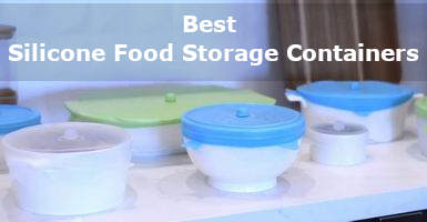 best silicone food storage containers
